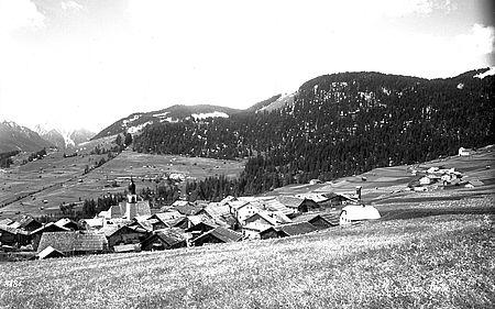 Fiss im Jahr 1955